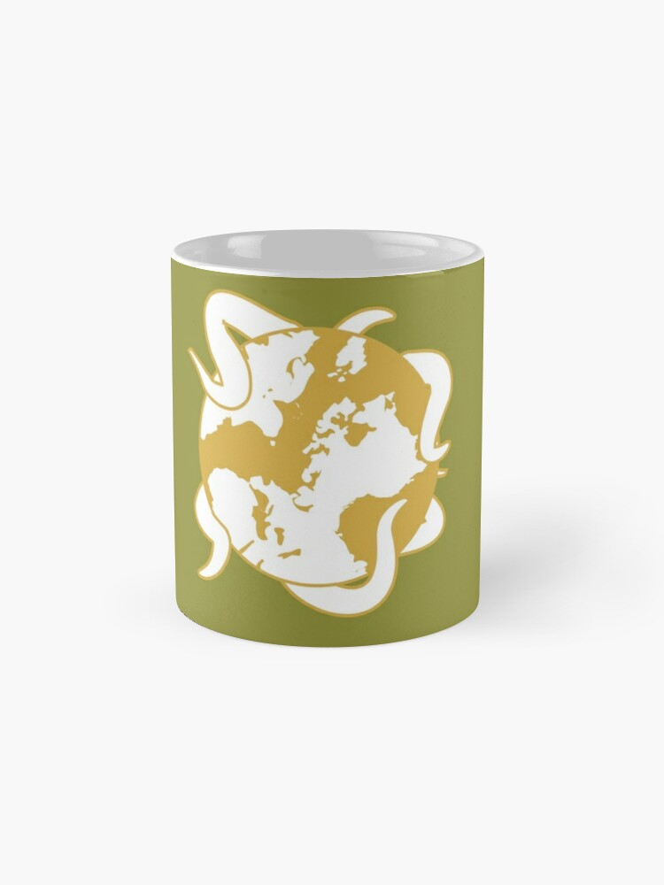 Alternate view of The Princess And The Orrery icon Mug