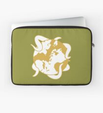The Princess And The Orrery icon Laptop Sleeve