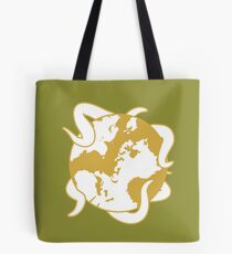 The Princess And The Orrery icon Tote Bag