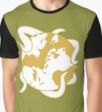 The Princess And The Orrery icon Graphic T-Shirt