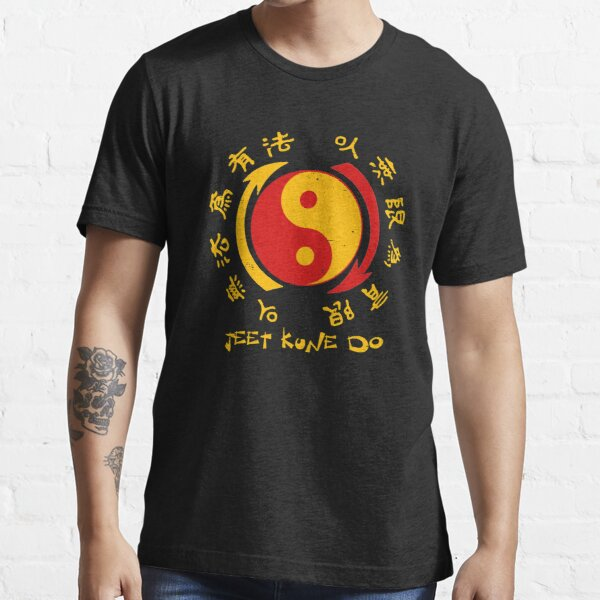 Jeet Kune Do Jon Bruce Lee T-shirt essentiel