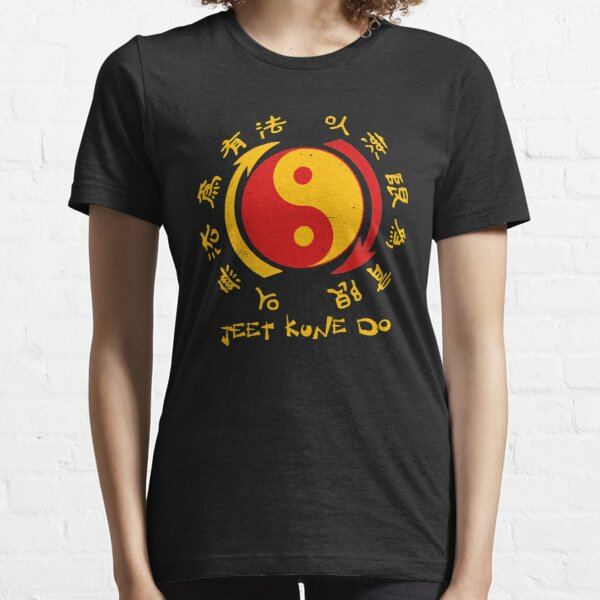 Jeet Kune Do Jon Bruce Lee T-shirt essentiel