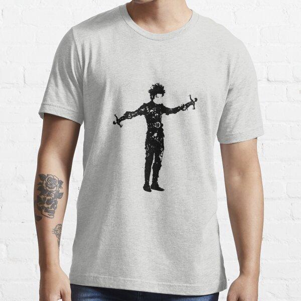 Edward Edward Scissorhands Hands Essential T-Shirt