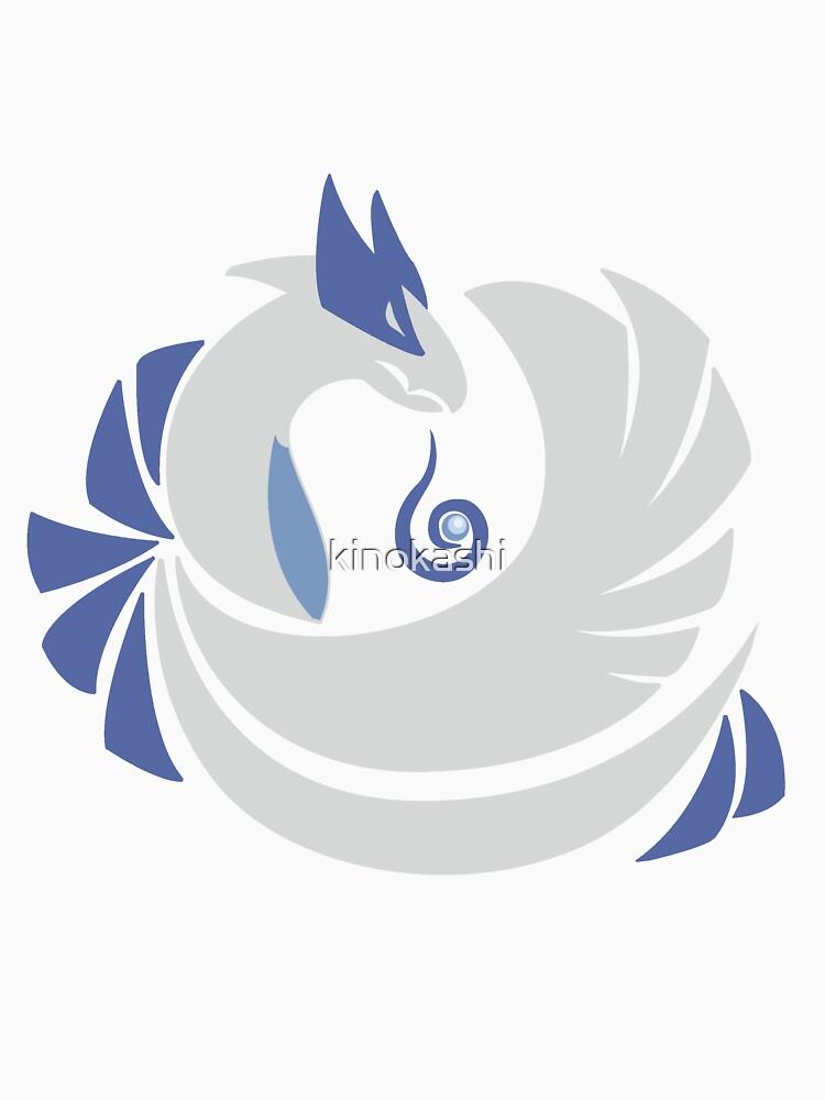 Soul Silver - Lugia | Unisex T-Shirt