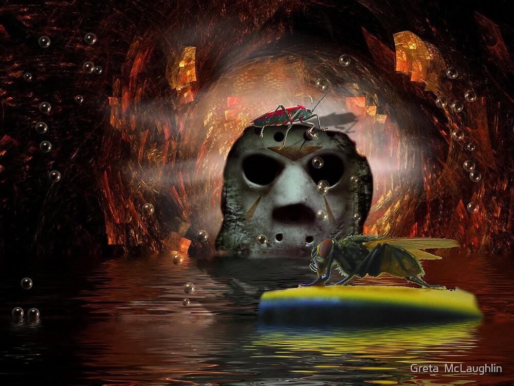Friday The 13th by Greta  McLaughlin