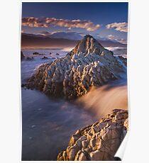 Kaikoura sunset 4 Poster