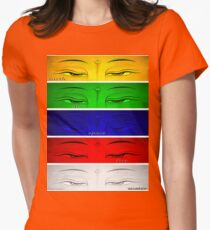 five elements Womens Fitted T-Shirt