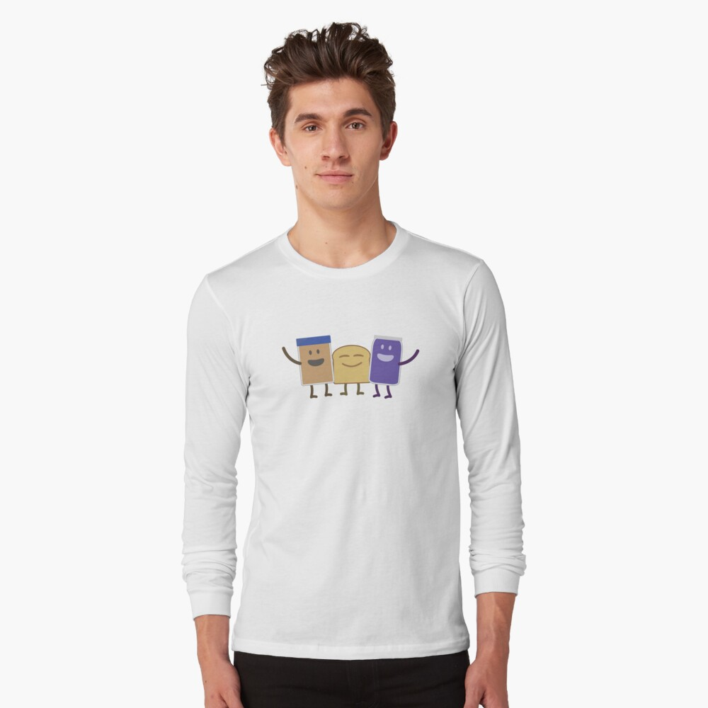 Best Friends Long Sleeve T-Shirt