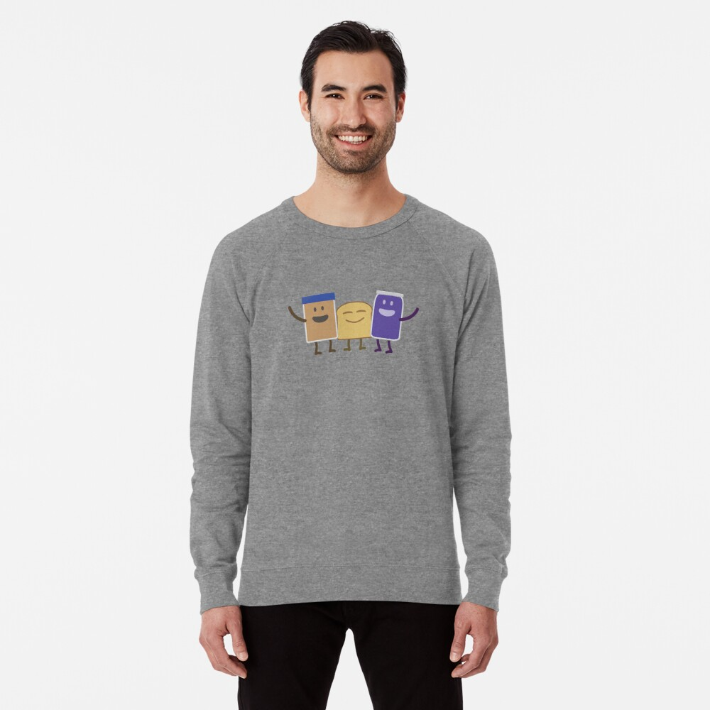 Best Friends Lightweight Sweatshirt