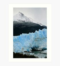 Perito Moreno Glacier Art Print
