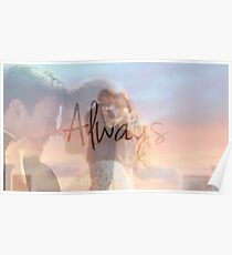 "Castle ""Always"" Edit Poster"