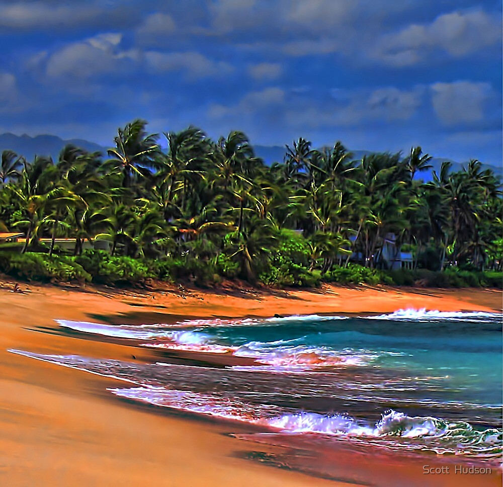 Hawaii by Scott  Hudson
