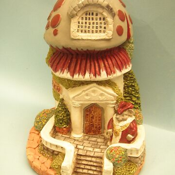 Thelma Mayor o' Animal welfare. Pie toon. by windana1