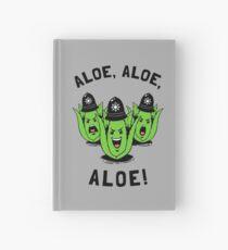 Aloe Aloe Aloe Notizbuch
