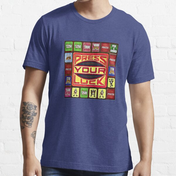 Press Your Luck! (Whammy) Essential T-Shirt