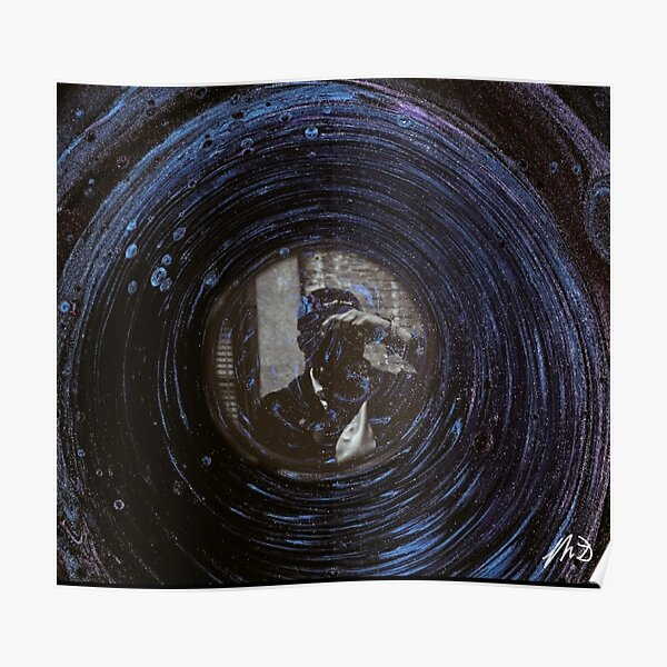 The Black Hole of Thought Poster
