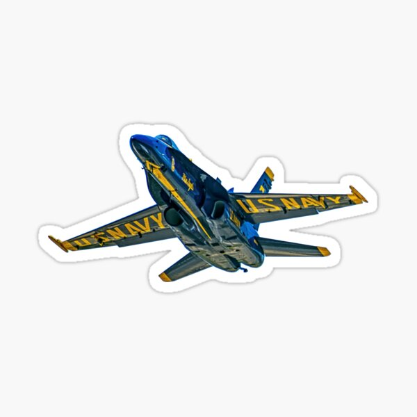 Blue Angels Stickers Redbubble