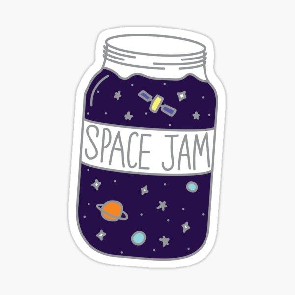Space Jam Pegatina