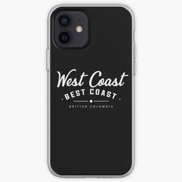 West Coast, Best Coast iPhone Soft Case