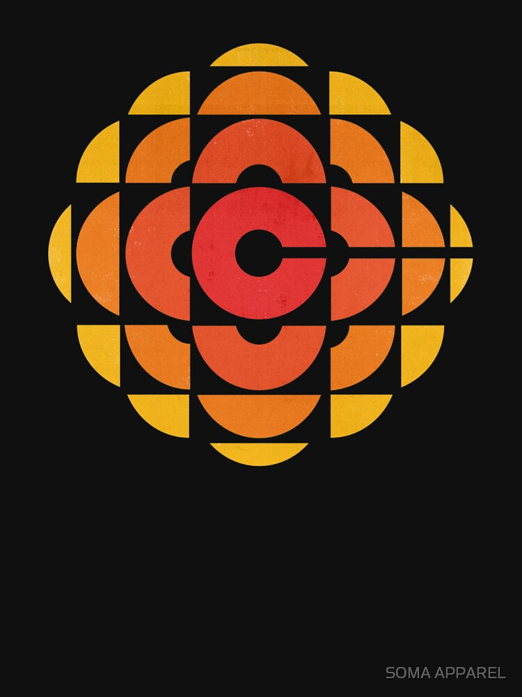Classic CBC 1974 Logo by JacobSoma