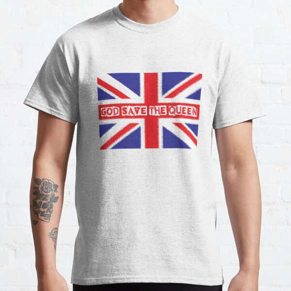 Dieu sauve la reine T-shirt classique