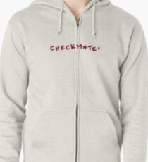Checkmate Conan Gray Zipped Hoodie