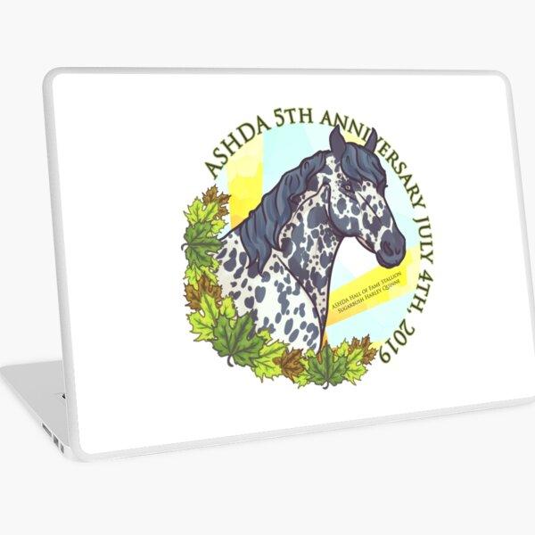 ASHDA 5th year Anniversary Logo Laptop Skin