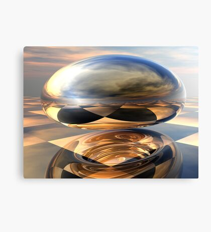 Inspired by the Bean II Canvas Print