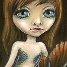 Meara - the Irish sea mermaid by tanyabond