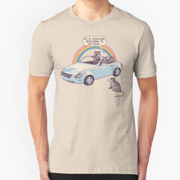 Get In Scavenger Slim Fit T-Shirt