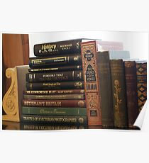 love old books and history books Poster