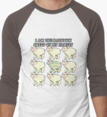 Rainbow child Men's Baseball ¾ T-Shirt