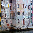 The Essence of Croatia - Pastel Houses of Rovinj by Igor Shrayer