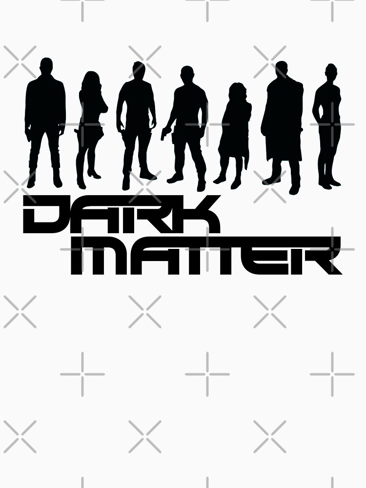dunkle Materie - schwarz von athelstan