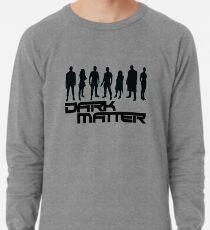 dunkle Materie - schwarz Leichter Pullover