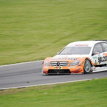 Gary Paffet - DTM Touring Car Championship by DanRedrup
