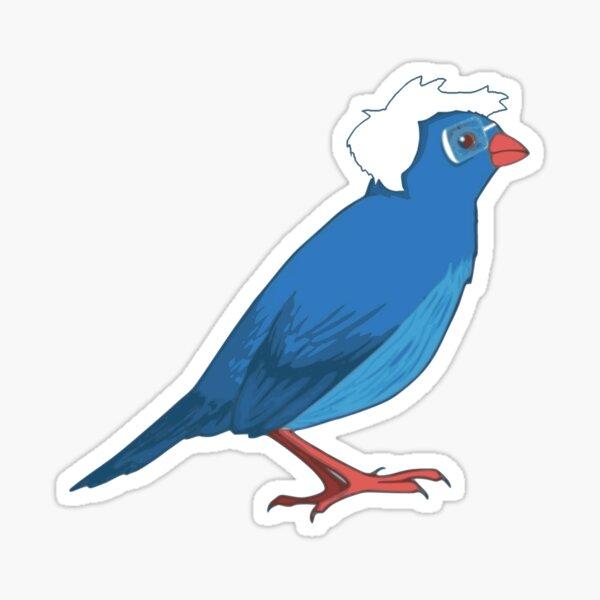 Bernie Sanders Bird| Bernie For President| Birdie 2024 Sticker