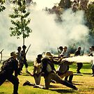 Civil War Reenactment by socalgirl