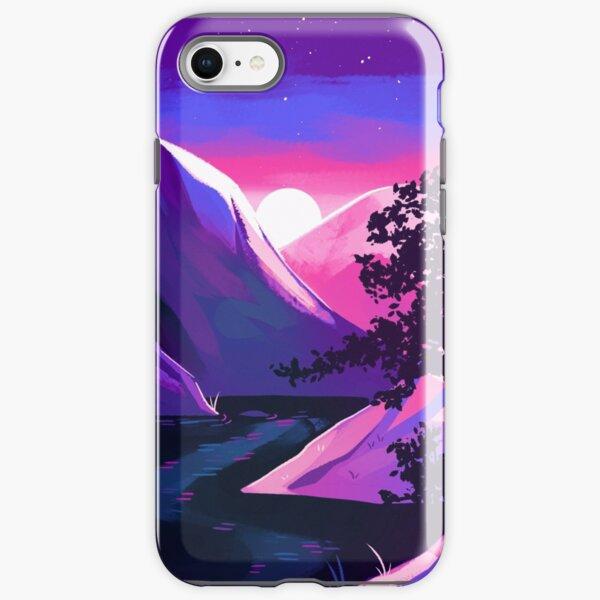 Bisexual Pride Mountain iPhone Tough Case