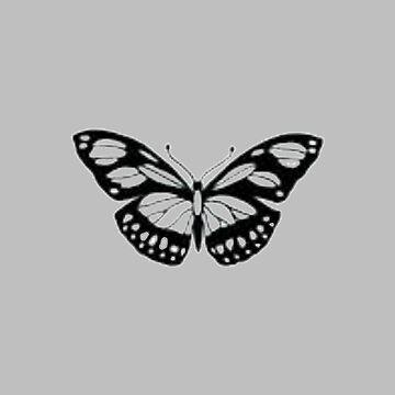 Butterfly Print by Larry69PJ
