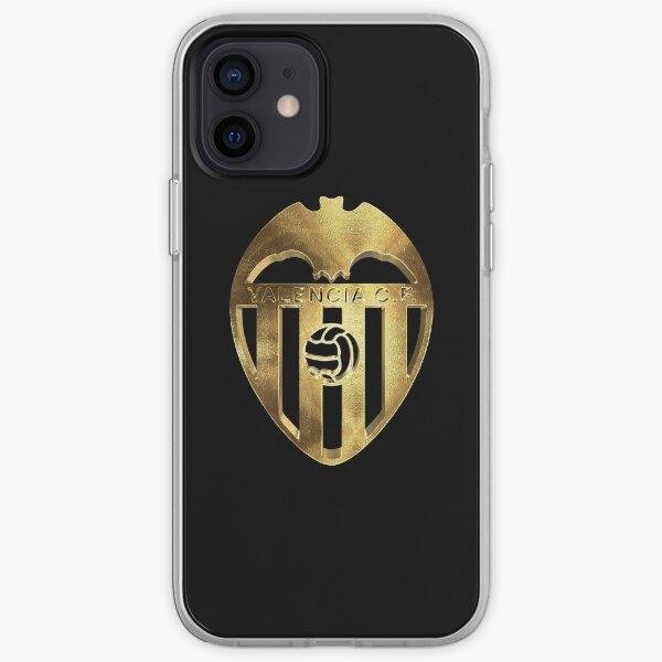 Valencia CF Gold Funda blanda para iPhone