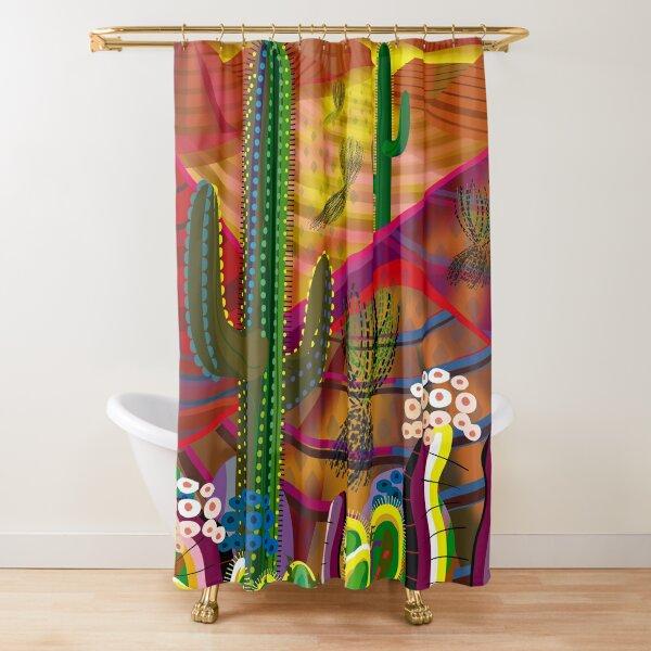 Peyote Dawn Shower Curtain