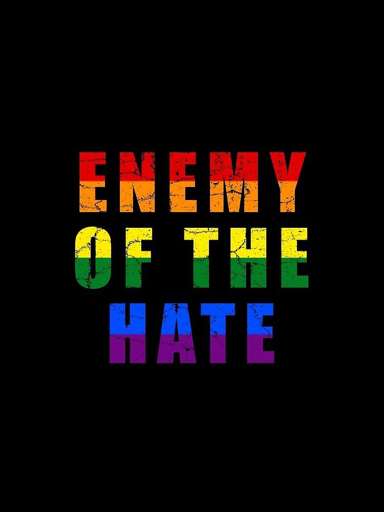 Enemy of the Hate by joehx