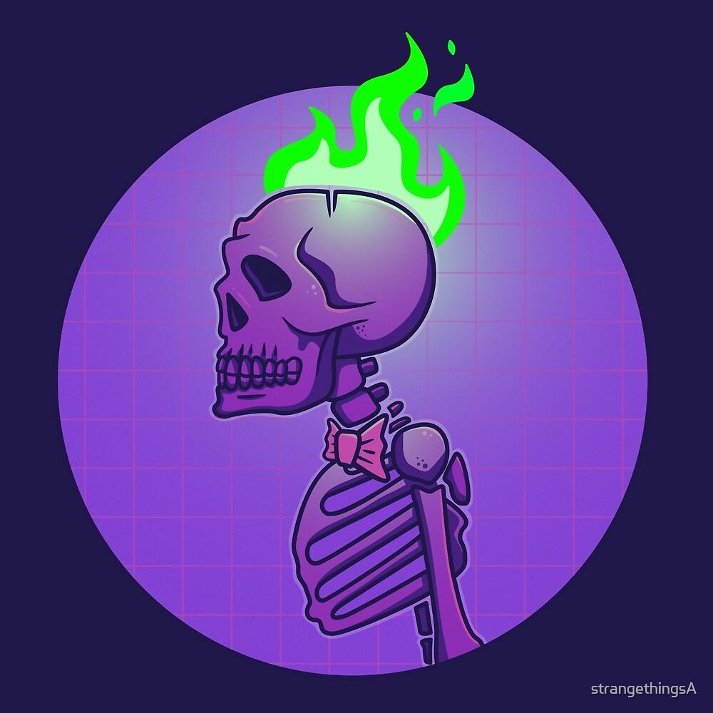 Fire Skull Island by strangethingsA