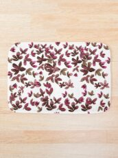 Born to Butterfly - Autumn Palette Bath Mat