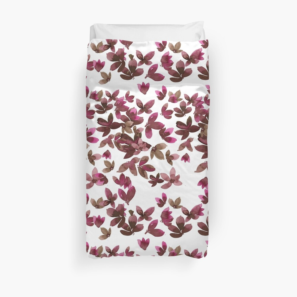 Born to Butterfly - Autumn Palette Duvet Cover
