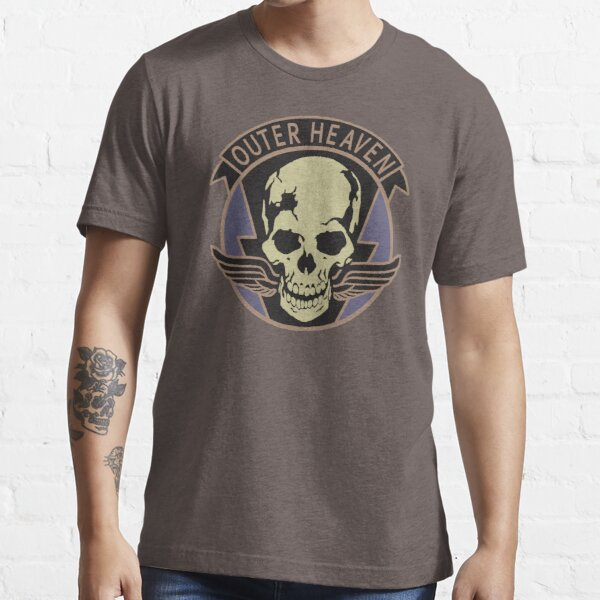 Metal Gear Solid - Outer Heaven (Alternate coloring) Essential T-Shirt