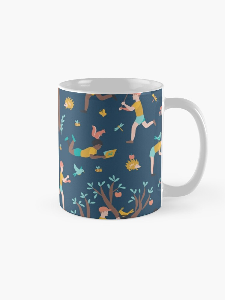Alternate view of Future Biologist Mug