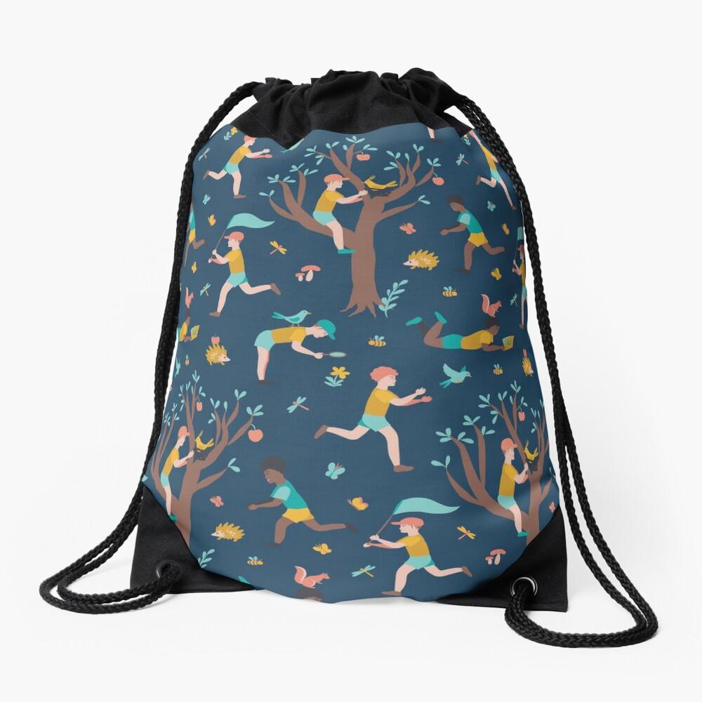 Future Biologist Drawstring Bag