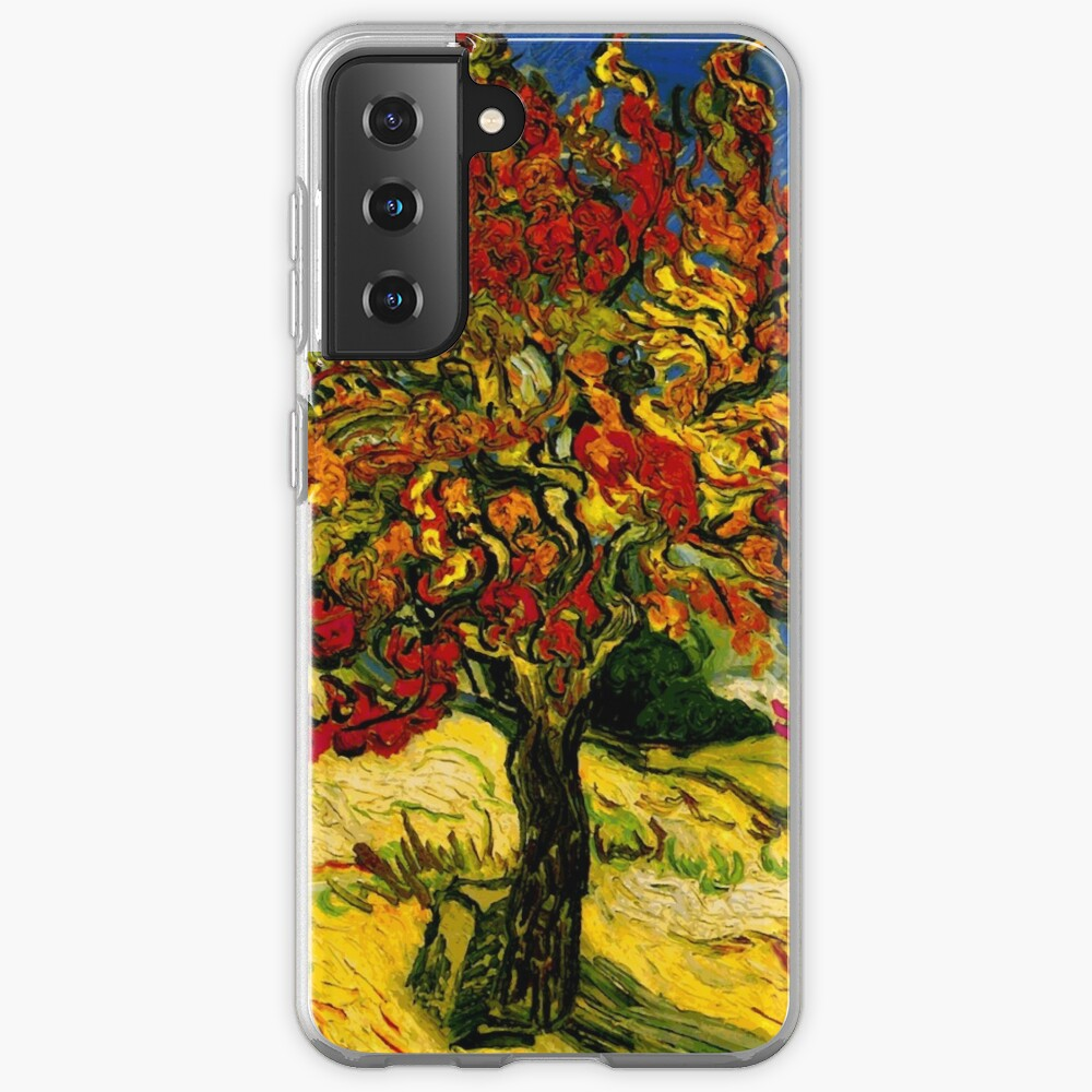 Van Gogh Mulberry Tree Case & Skin for Samsung Galaxy